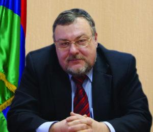 Министр образования Республики Карелия Александр Морозов. Источник: www.yandex.ru