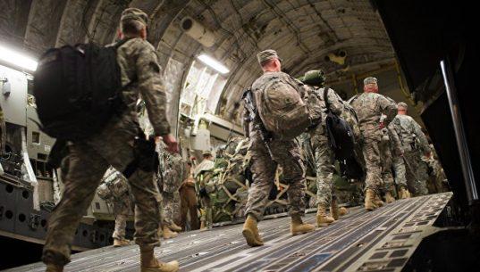 Пентагон рассекретил планы американцев в Ираке