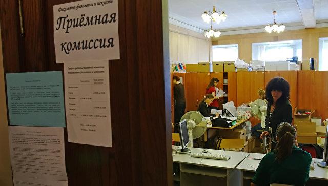 Число московских школьников в столичных вузах увеличилось почти вдвое