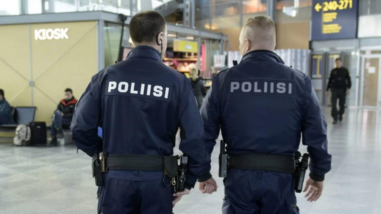 Финская полиция
