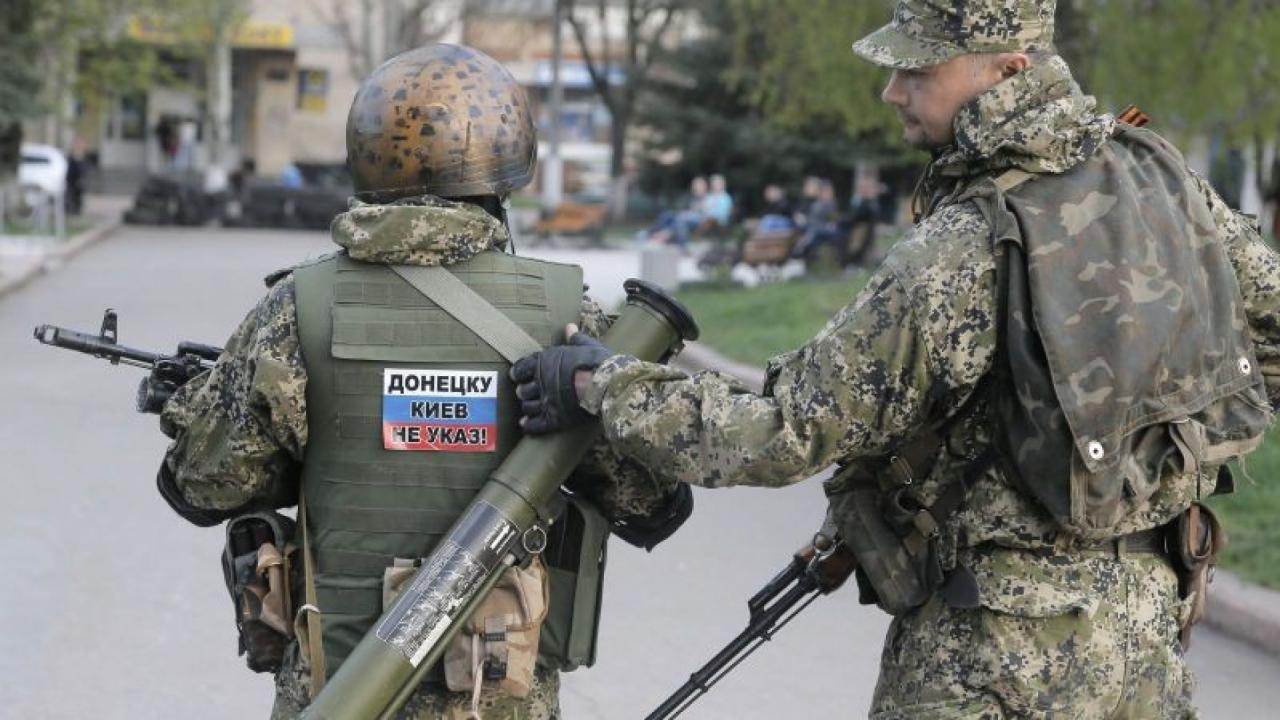 Солдаты ДНР готовы к боевым действиям.
