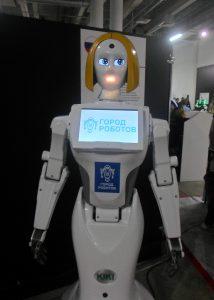 «Город роботов» в Курске принимает гостей
