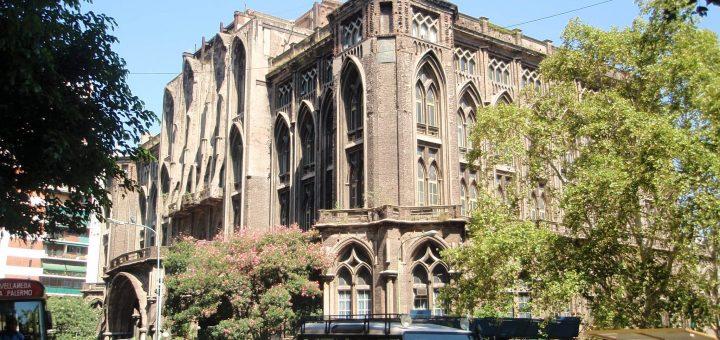 Университет Буэнос-Айреса, факультет инженерии