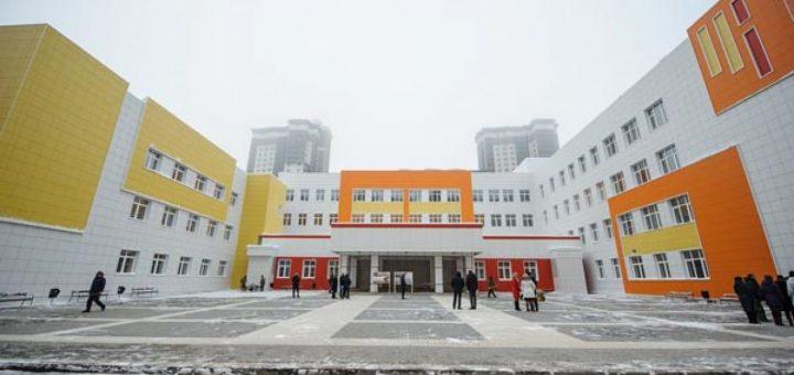 школа в Воронеже