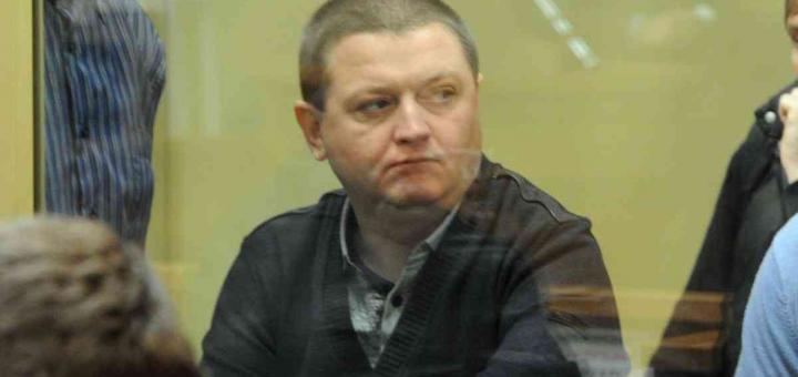 Вячеслав Цеповяз, заключённый-крабоед