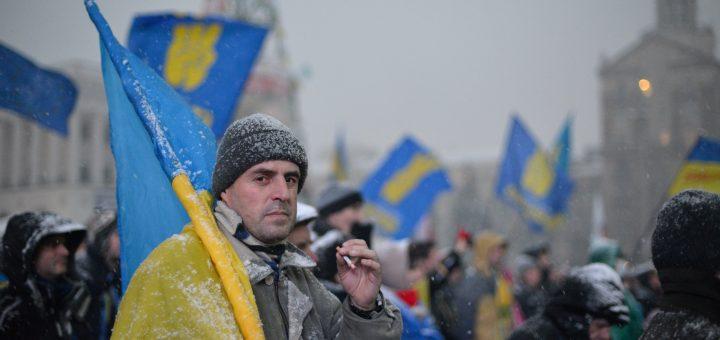 Украинская диаспора Великобритании требует освобождения моряков ВСУ