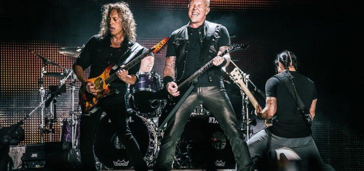 новый альбом  Metallica