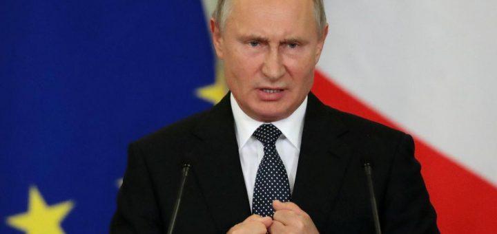Путин впервые назвал присоединение Крыма аннексией
