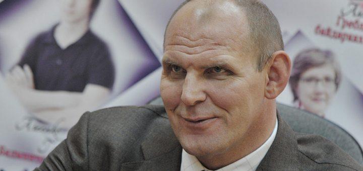 Депутат Александр Карелин
