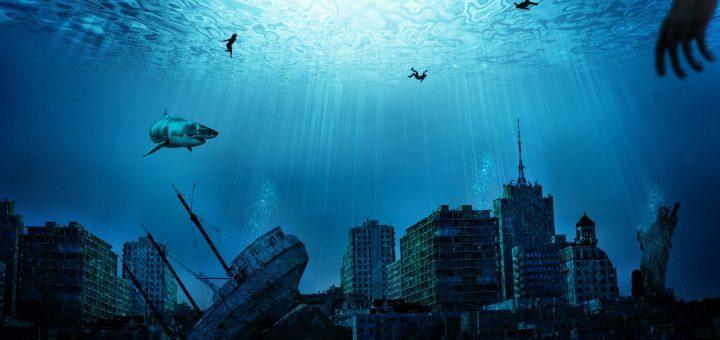 Через 80 лет Украина уйдёт под воду