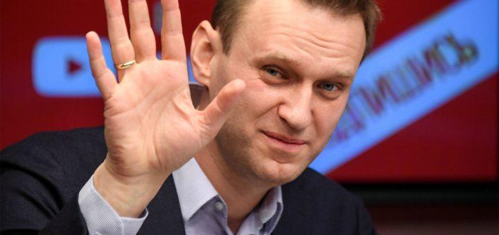 Навальный сообщил, что за ним и его семьёй ведут слежку