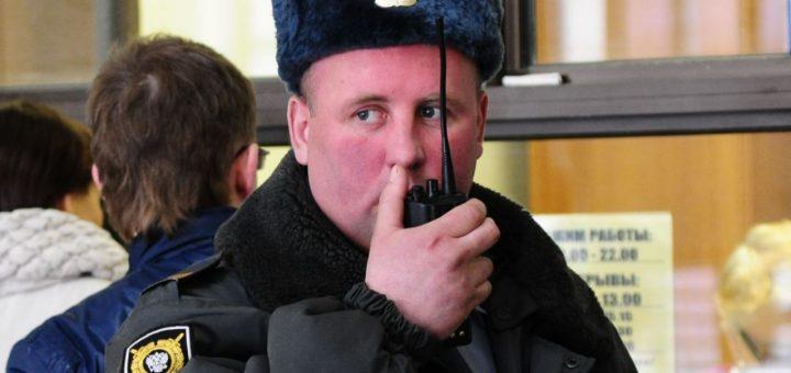 Телефонные террористы добрались до Курска