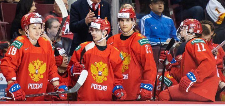 Ролик МЧМ по хоккею вызвал негодование россиян