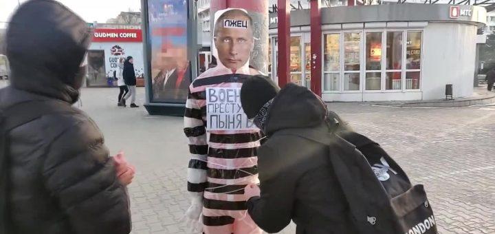 На пермского сторонника Навального завели уголовное дело