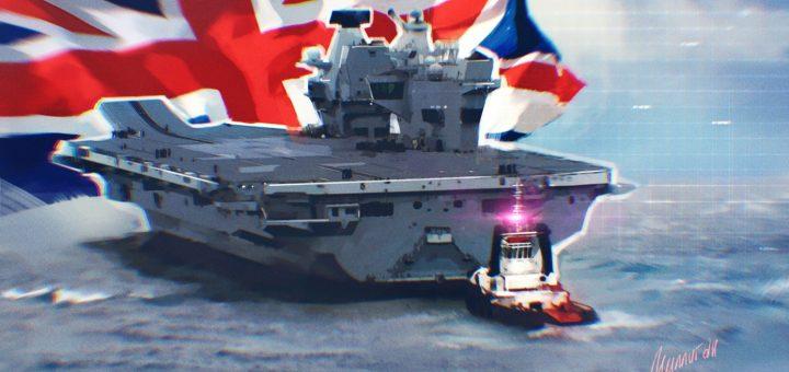 Великобритания наращивает военное присутствие в Арктике