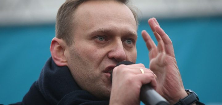 Навальный не будет участвовать в выборах главы Петербурга