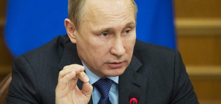 Путин утверждает, что угроза отключения России от Интернета реальна