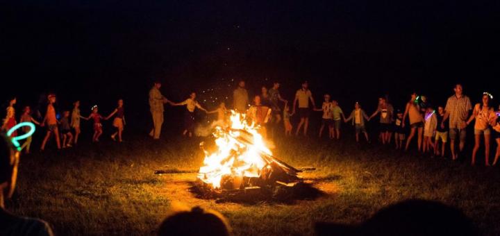 Русский семейный лагерь в Сиднее собрал около сотни гостей