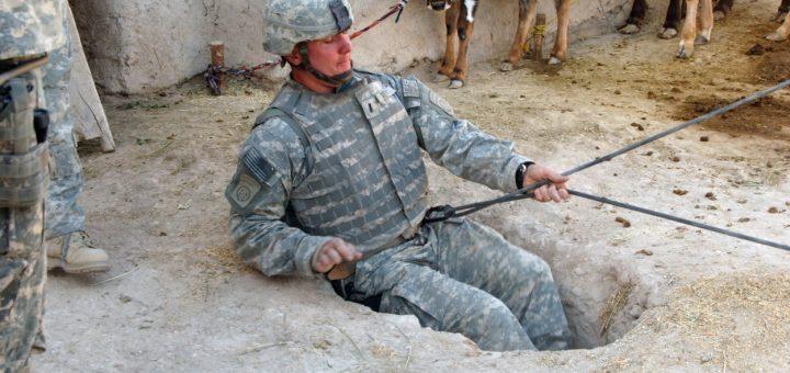 США защитит себя сетью тактических подземных туннелей