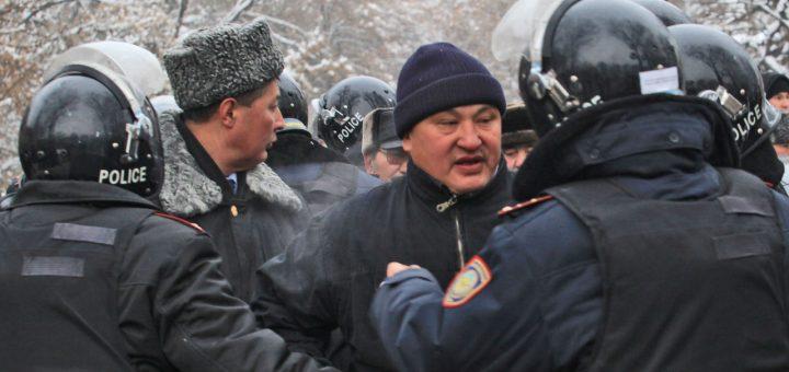 Казахстан протестует против переименования столицы