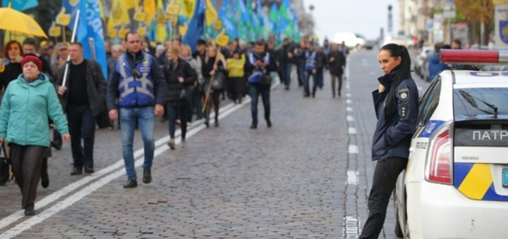 В Киеве совершено нападение на наблюдательницу ОБСЕ
