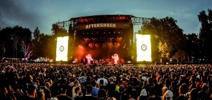рок -фестиваль
