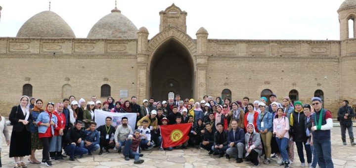 форум в Туркестане