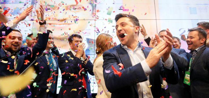 Подведены итоги выборов президента Украины