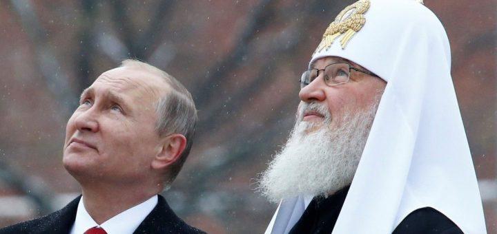 Патриарх и Путин