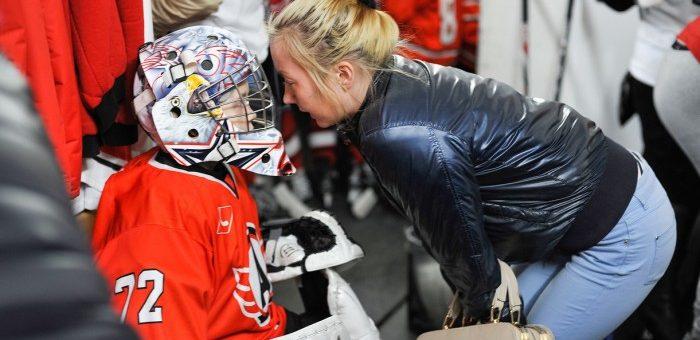 родители хоккеистов