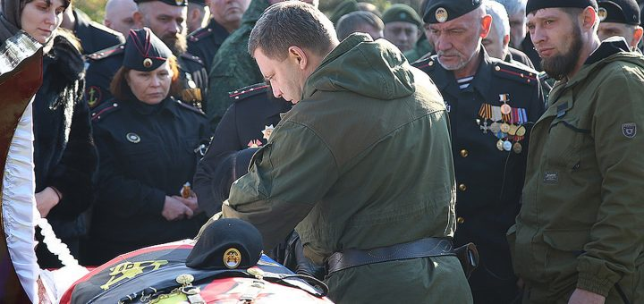 Задержаны заказчики убийства Александра Захарченко