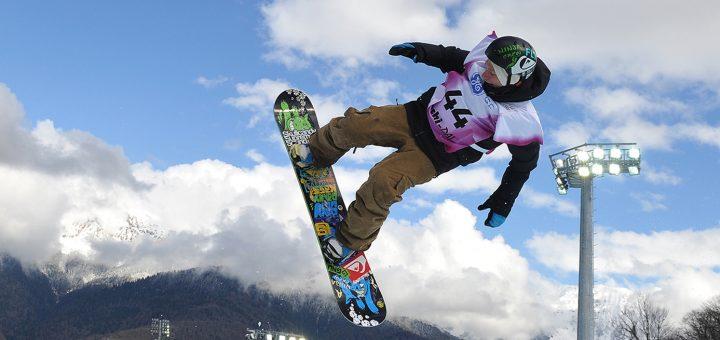 В США убит чемпион России по сноуборду Дмитрий Кольцов