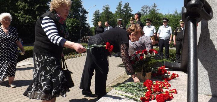 день памяти в Кронштадте