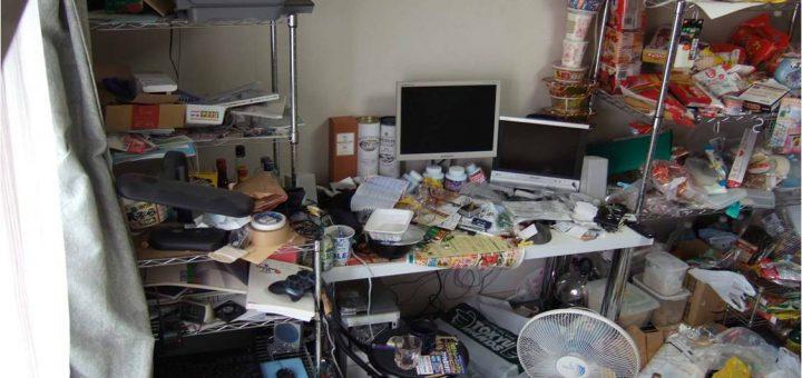 комната хикикомори