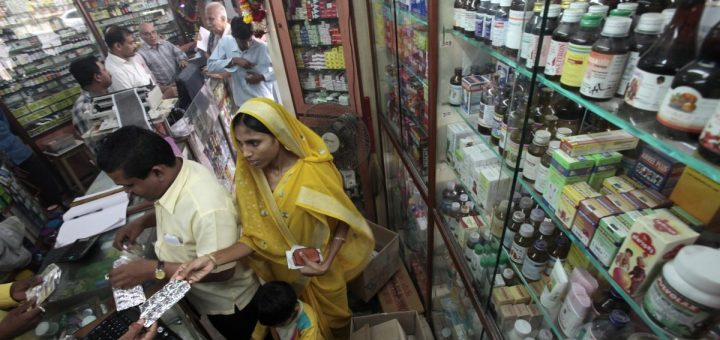 лекарства в Африке