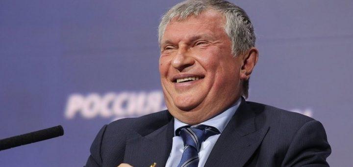 Игорь Сечин строит себе особняк за 18 миллиардов рублей