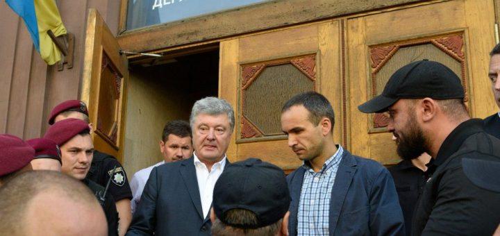 Пётр Порошенко фото