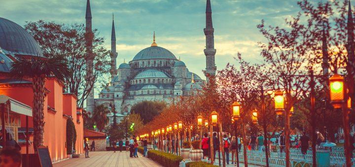Осень в Стамбуле — последний солнечный лучик в ожидании холодов