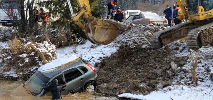 Программу Малахова о катастрофе на прииске в Красноярском крае сняли с эфира