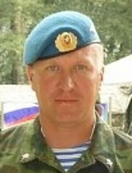 полковник Александр Бушуев