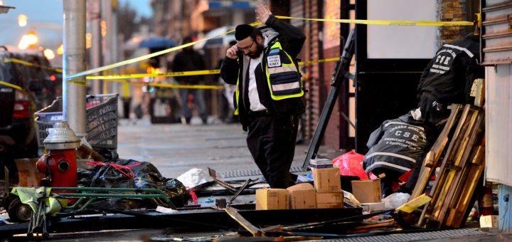 Афроамериканцы-антисемиты расстреляли магазин кошерных продуктов